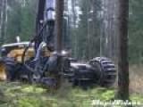 Incredible Logging Machine