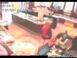 Jewelry Store Robber Stopped By Customer