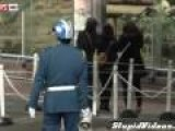 Japanese Zoo Practices Escaped Gorilla Protocol