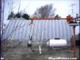 Jet Propulsion Swing