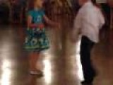 Kid Owns Wedding Dance Floor