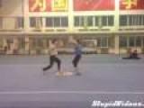 Kung Fu Disagreement
