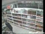 Liquor Store Robbery Fail
