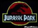 LEGO Jurassic Park Stop Motion