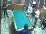 Luckiest Pool Player Alive