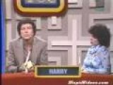 Marcia Wallace On Password Plus