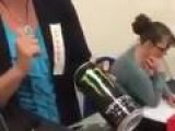 Monster Energy Drink The Work Of Satan?