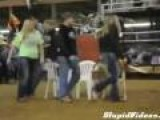 Musical Chairs At Rodeo