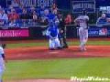Man Has Awful Reaction Time At Baseball Game
