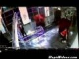 Manager Gets Caught In Automatic Car Wash