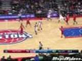 NBA Player Makes Impressive Buzzer-Beater Shot