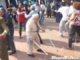 Old Guy Dancing
