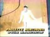 Paul Hunt Balance Beam