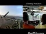 Plane Make Emergency Landing In Street