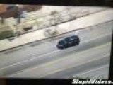 Police Chase Mostly Jogging