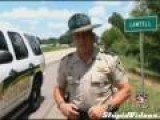Police Officer With Amazing Voice