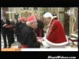 Proper Translation Of Ceremony With Former Pope