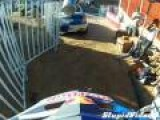 Red Bull Urban Downhill Biking