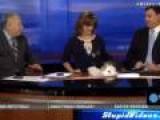 Rabbits Have Sex On News Desk
