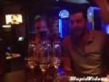 Russian Bartender Fail