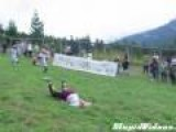 Running Down Hill Faceplant