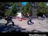 Russian Pigeon Battle