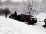 Russians Don't Need Tow Truck