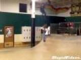 Skateboard Elbow Drop