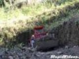 Serious RC Car Accident