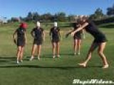 SDSU WOmen's Golf Team Has Mad Skillz