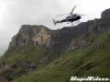 Swiss Cow Helicopter Rescue