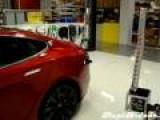Snake-Like Tesla Charger