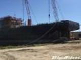 Ship Launching Fail