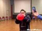 Singing Opera With Helium