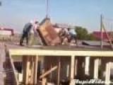 Spreading Concrete Fail