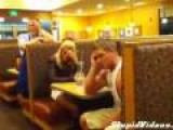 Twerk-Off At IHOP's
