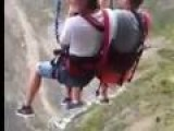 Terrifying Giant Swing