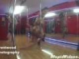 T-Rex Pole Dances