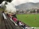 Train Interrupts Soccer Game