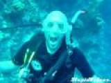 Underwater Teeth Cleaning