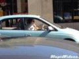 Unbelievable Recorder Solo In Traffic