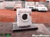 Washing Machine Techno Dance
