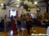 Woman Drops Baby To Catch Bouquet