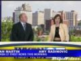 Woman Solves Arson On Live TV