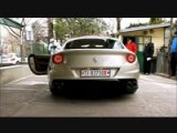Ferrari FF Revving At The Carwash!