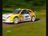 2007 WRC Germany Duval Spins.avi