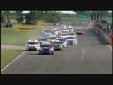 2010 BTCC Croft Race 3 Start Onslow Cole Slides.avi