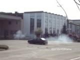 Alfa Romeo 75 Crazy Drift!
