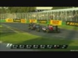 Australia2012 Maldonado Crashes Hard