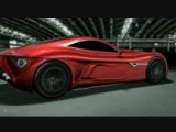 Alfa Romeo 12C GTS Concept Animation